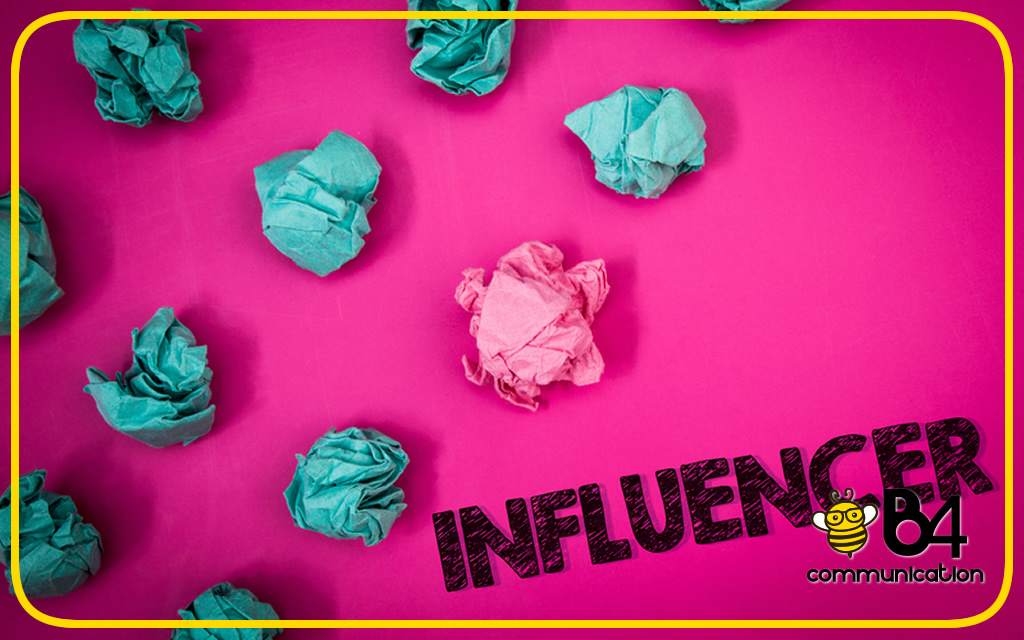Influencer e influenzer