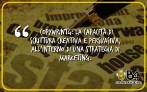 Digital Marketing: l'importanza di vendere con il copywriting