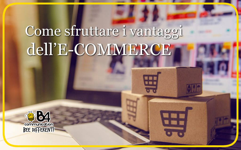 vantaggi E-commerce